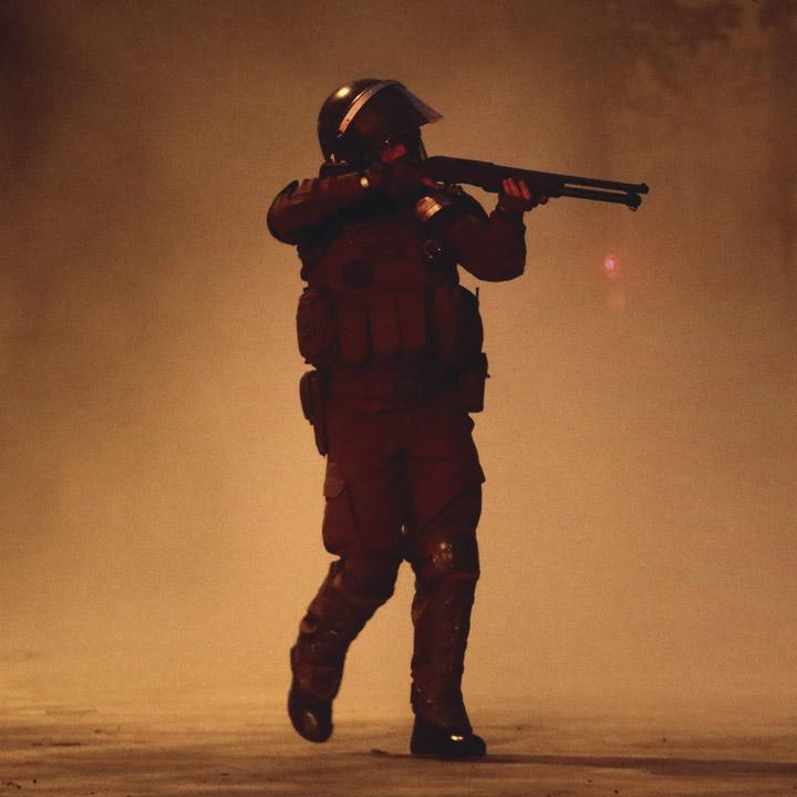 INDH anuncia querellas por cinco personas muertas tras eventual acción militar y de Carabineros