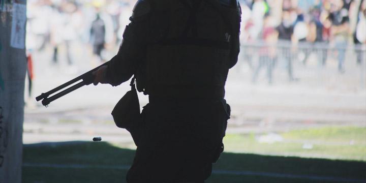 Detienen a militar que disparó a civil en Concepción