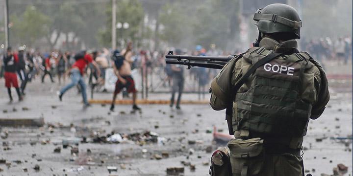 INDH: 535 personas han resultado heridas en todo el país