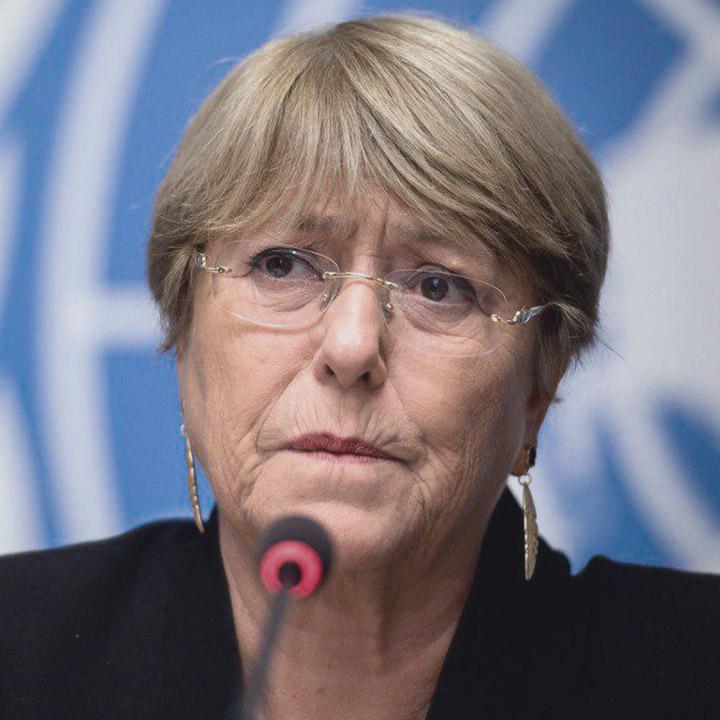 Bachelet envía comisión de DDHH de la ONU a Chile
