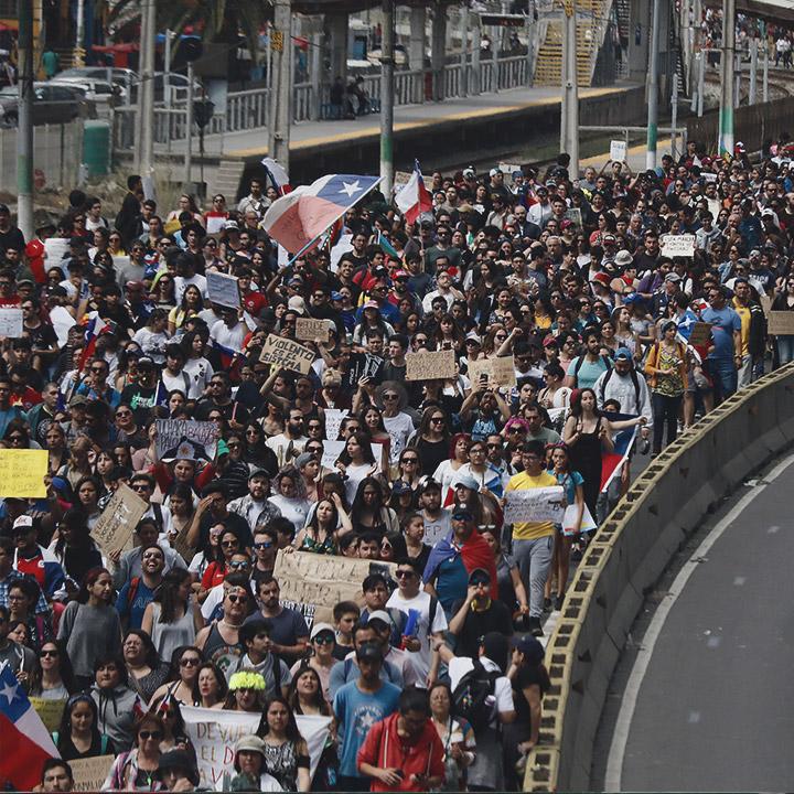 """""""La marcha más grande de la Quinta"""""""