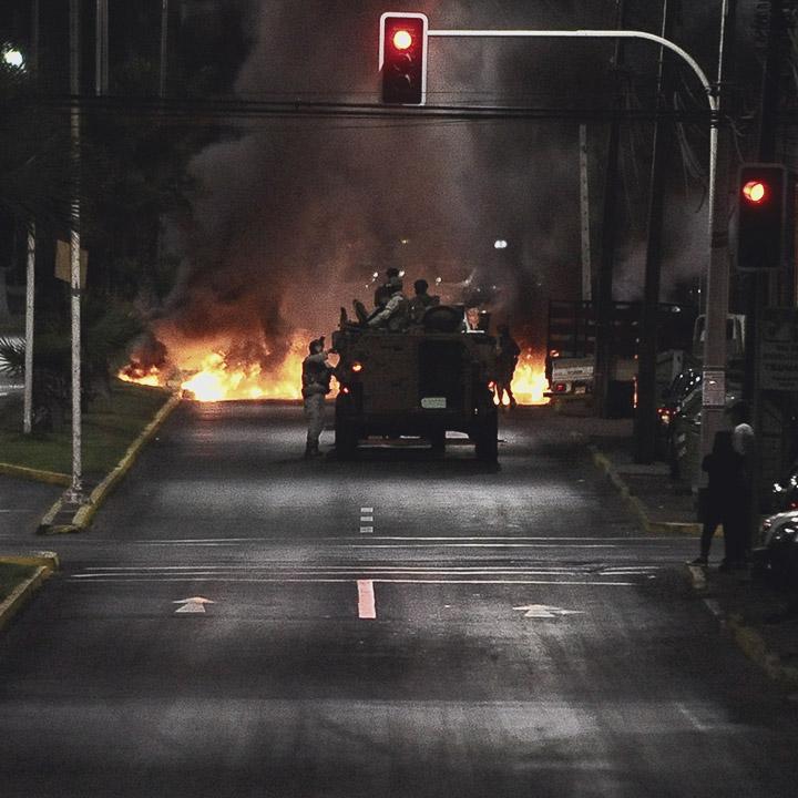 20 fallecidos durante Estado de Emergencia