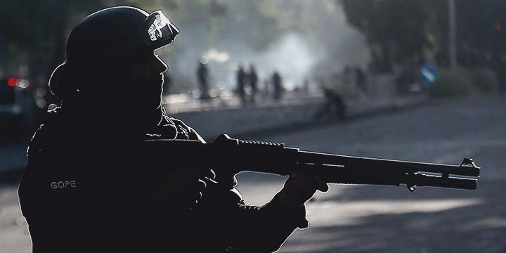 Llaman a realizar peritaje internacional al armamento de policía