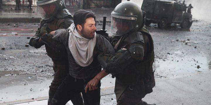 Más de 10 mil detenidos desde inicio de manifestaciones
