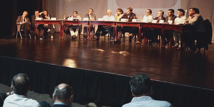 Alcaldes anuncian consulta ciudadana
