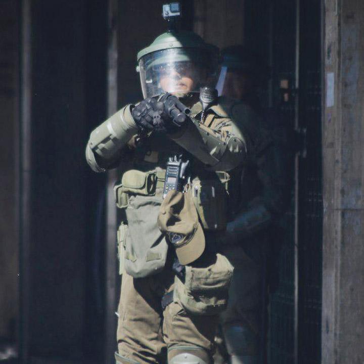 Carabineros anuncia uso acotado de escopetas antidisturbios
