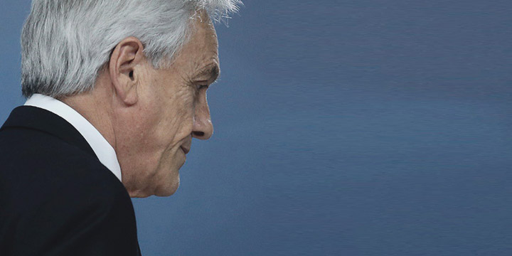 Piñera habla con Bachelet, Lagos y Frei