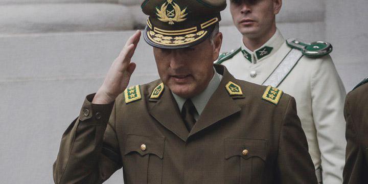 """Audio general Rozas: """"A nadie voy a dar de baja"""""""